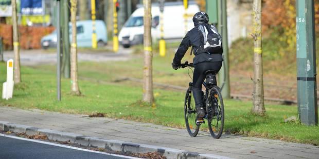 Les angles morts des camions ont tué 34 cyclistes - La DH