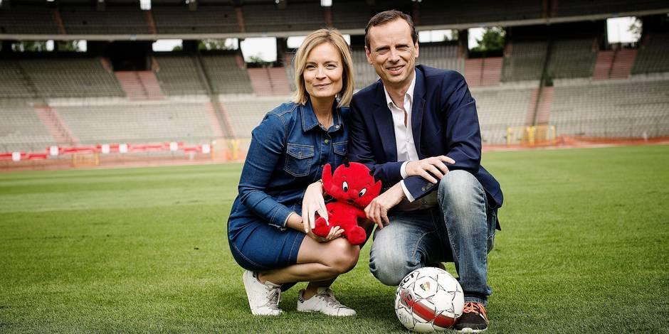 """Ophélie Fontana parle de l'Euro féminin de football: """"Les Red Flames vont vous étonner"""" - La DH"""