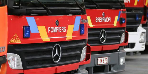 """Intervention """"inutile"""" des pompiers de Péruwelz dans une droguerie - La DH"""