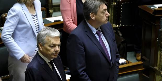 """""""Les militaires ont fait un excellent travail """": Les réactions des vice-Premiers ministres sont unanimes - La DH"""