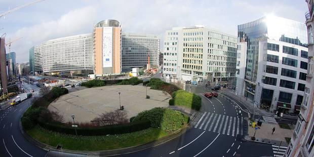 Bruxelles: Frappé par une femme, le policier garde des séquelles - La DH