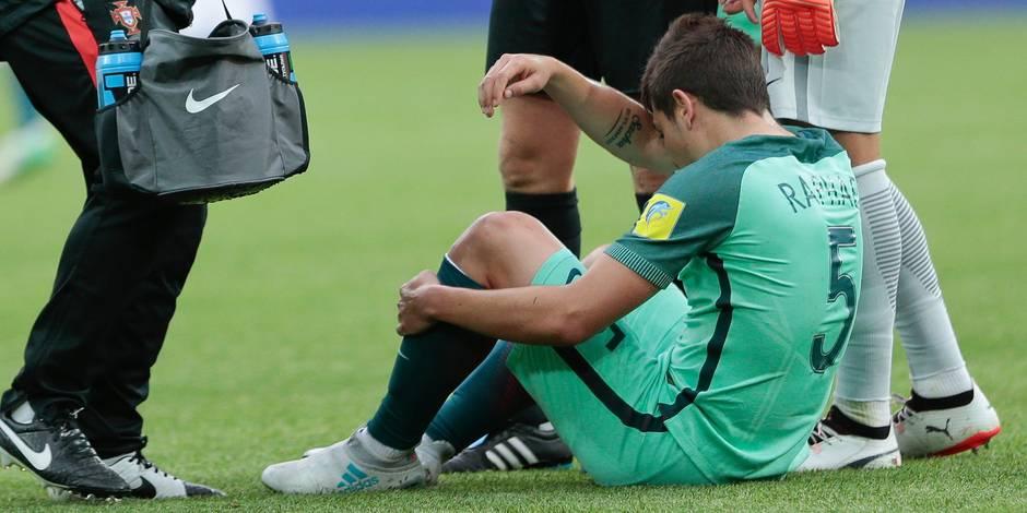 Fracture de la jambe pour Raphaël Guerreiro ? 22/06/2017