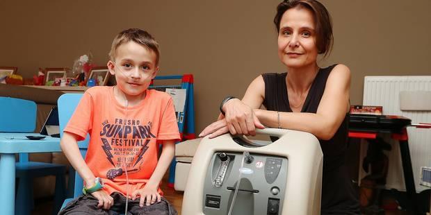 430.000 euros pour sauver Sacha, 10 ans - La DH