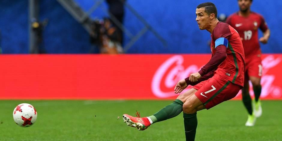Arturo Vidal tacle Cristiano Ronaldo — Real Madrid
