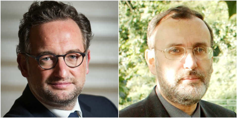 Boris Dilliès succède à Armand De Decker — Uccle