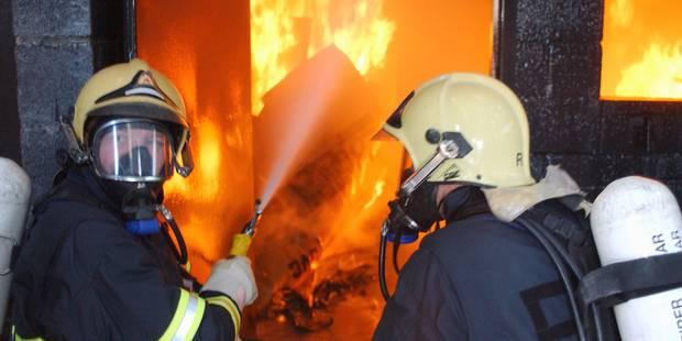 Incendie à Braine-l'Alleud : l'auteur des faits a été interpellé - La DH