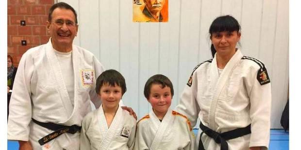 Déménagement sans conséquences pour Di Loreto et son club de judo - La DH