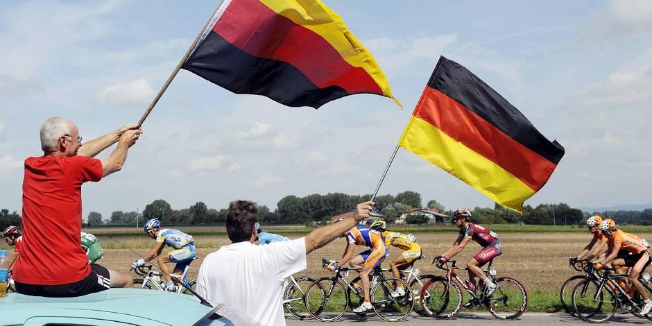 Voici le bilan de santé du cyclisme allemand - La DH