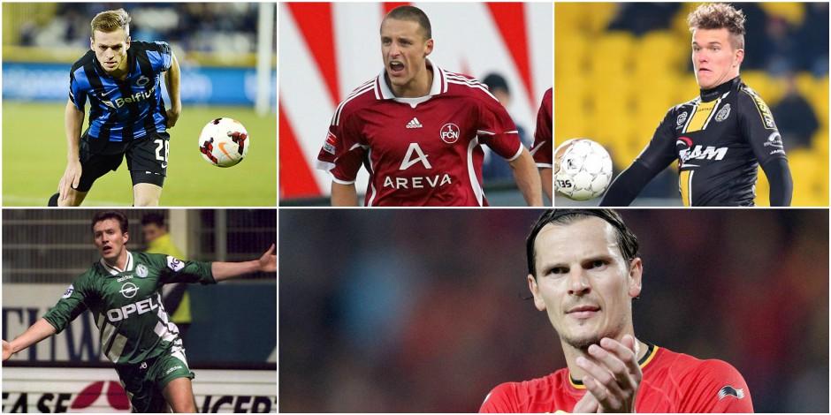 """Tous ces joueurs qui ont osé dire """"non"""" à Anderlecht - La DH"""
