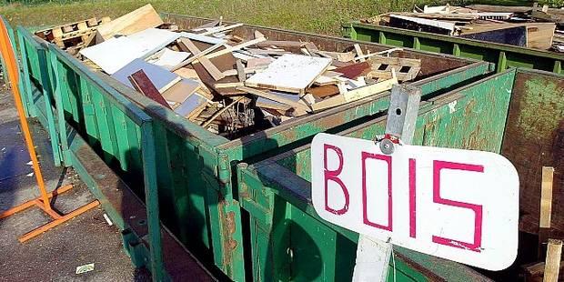 Wallonie picarde Les recyparcs seront fermés - La DH