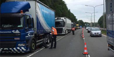 Contrôles routier à Nivelles et Genappe : près de 40.000 euros récupérés - La DH
