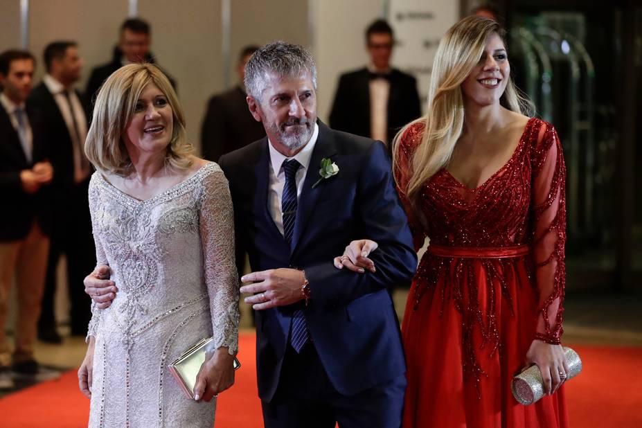 Du beau monde au mariage de Lionel Messi et Antonella (PHOTOS + VIDEOS) ,  La DH
