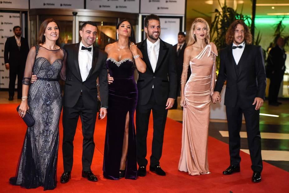Du beau monde au mariage de Lionel Messi et Antonella (PHOTOS + VIDEOS)