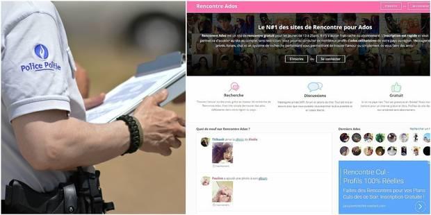 Waterloo: une adolescente violée après une rencontre sur Internet - La DH