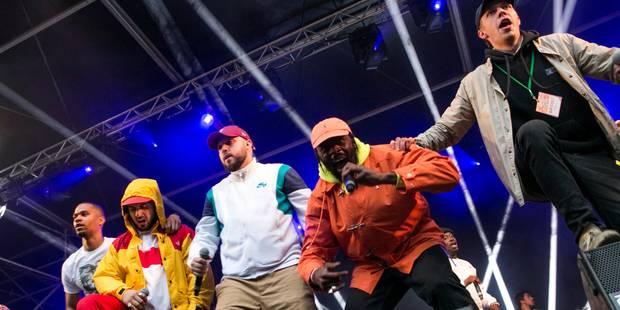Niveau 4 : le rap belge c'est la Champions League - La DH