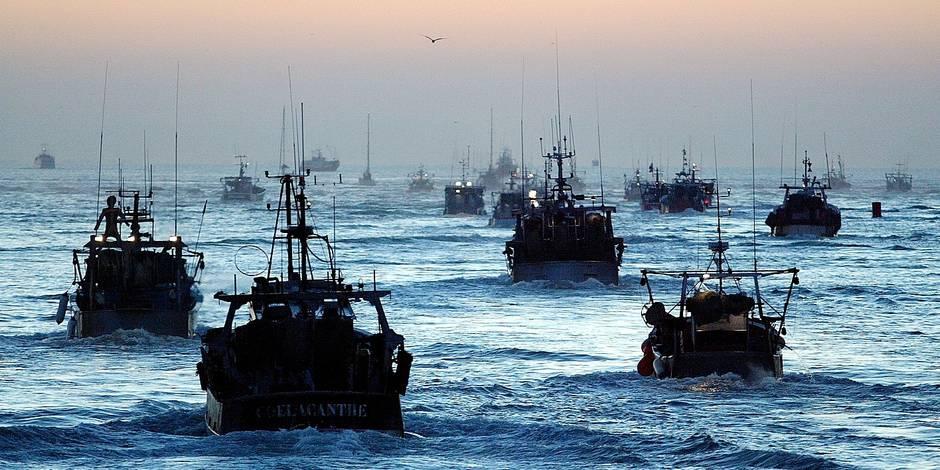 Londres veut contrôler la pêche dans ses eaux
