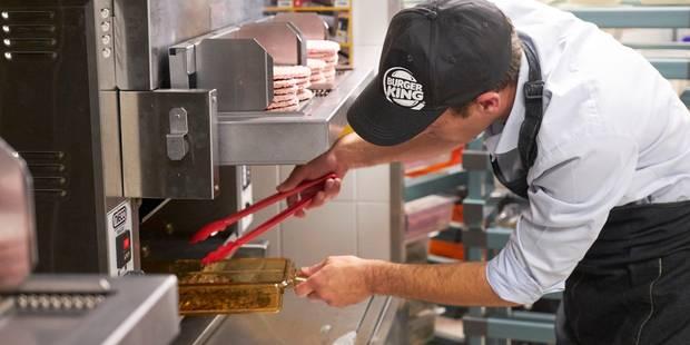Le premier Burger King de Wallonie inauguré lundi à Charleroi - La DH
