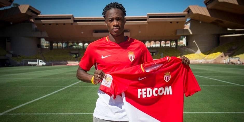 Terence Kongolo signe à l'AS Monaco en provenance du Feyenoord Rotterdam