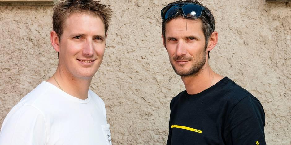 Dernière étape dans la région — Tour de France
