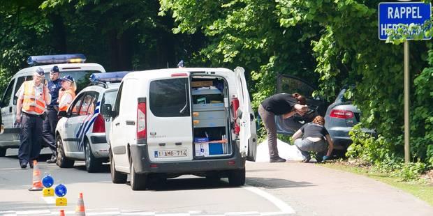 En direct sur Facebook, deux amis se crashent à 200 km/h près d'Hasselt - La DH