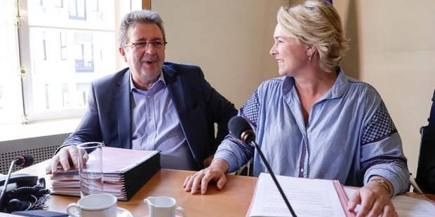 Contrairement au wallon, le gouvernement bruxellois fonctionne normalement - La DH