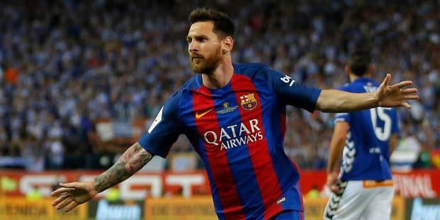 Messi devra payer 252.000 euros d'amende mais évite la prison dans l'affaire de fraude fiscale - La DH