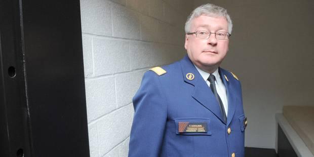 L'ancien commissaire général n'ira pas au tribunal - La DH