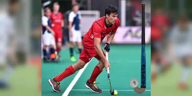 Concours: Remportez le stick ou la balle signée par Simon Gougnard (Red Lions) - La DH
