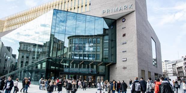 Charleroi: un colis suspect dans le centre commercial Rive Gauche, un homme connu comme radicalisé interpellé - La DH
