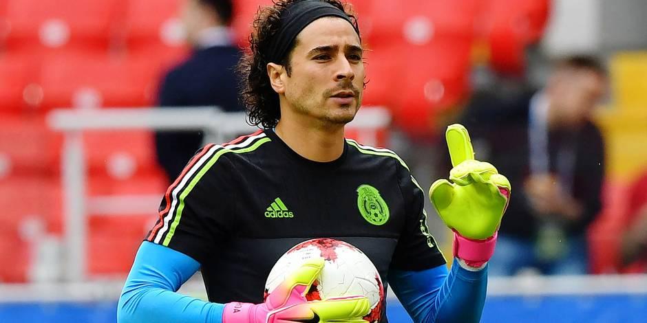 Le spectaculaire Guillermo Ochoa débarque au Standard — Mercato