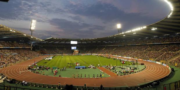 Mondial 2018: Les Diables Rouges ne pourront pas recevoir Chypre au stade Roi Baudouin le 10 octobre - La DH