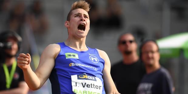 Johannes Vetter expédie le javelot à 94m44 et devient le 2e performeur de l'histoire - La DH