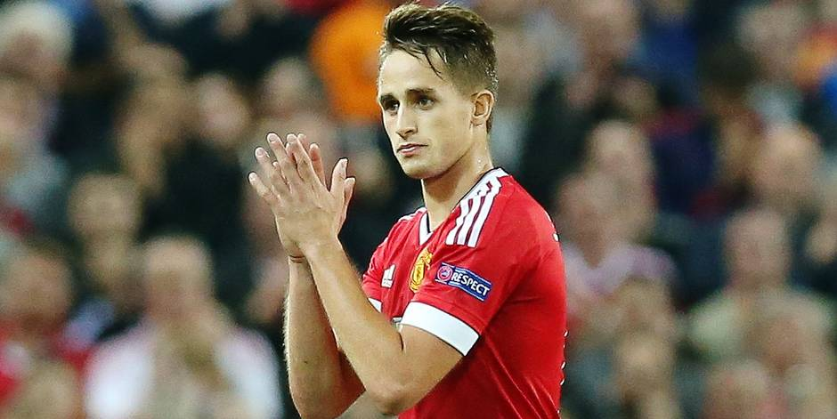 Januzaj va filer à la Real Sociedad