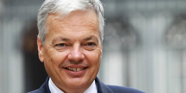 Kazakhgate: Clerfayt sous-traitait pour Reynders sur le couplage politique transaction-secret bancaire - La DH