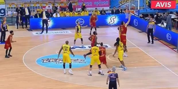 Basket: de la taille et du poids pour les Bruxellois - La DH