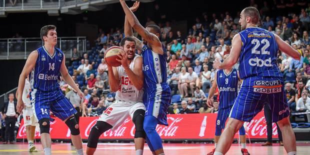 Mons-Hainaut jouera l'Europe - La DH