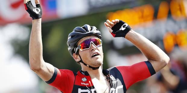 Van Avermaet: Rodez, lieu de naissance d'un champion - La DH
