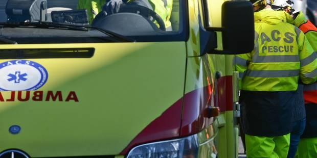 Deux Français grièvement blessés près de Florenville - La DH