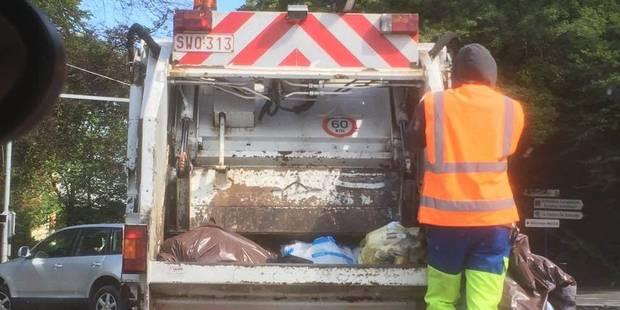 Bruxelles: La propreté publique aux dépens du tri - La DH