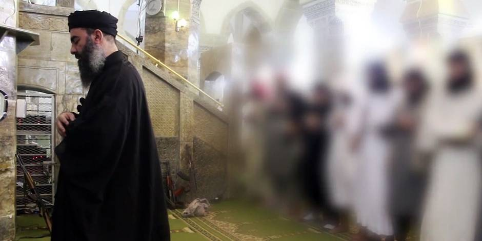 Daech: Al Baghdadi