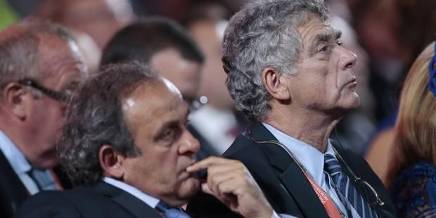 Le président de la Fédération espagnole de football placé en garde à vue - La DH