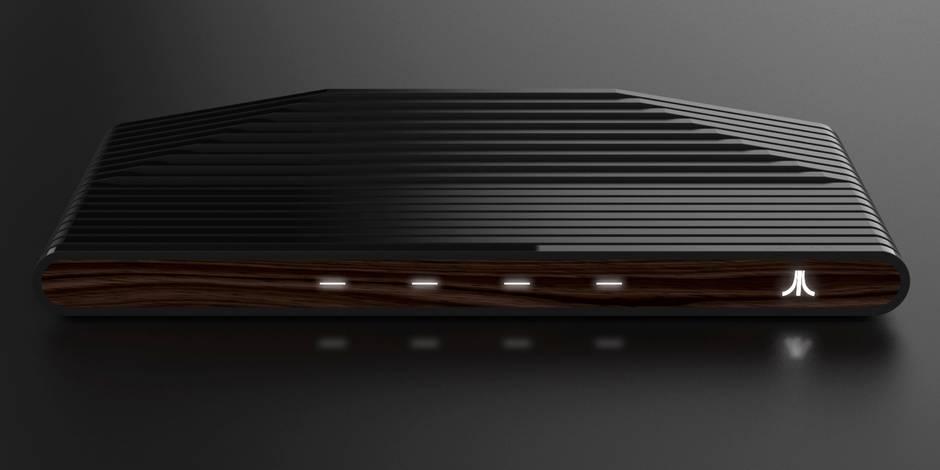 Premières images et détails de la nouvelle console — Ataribox