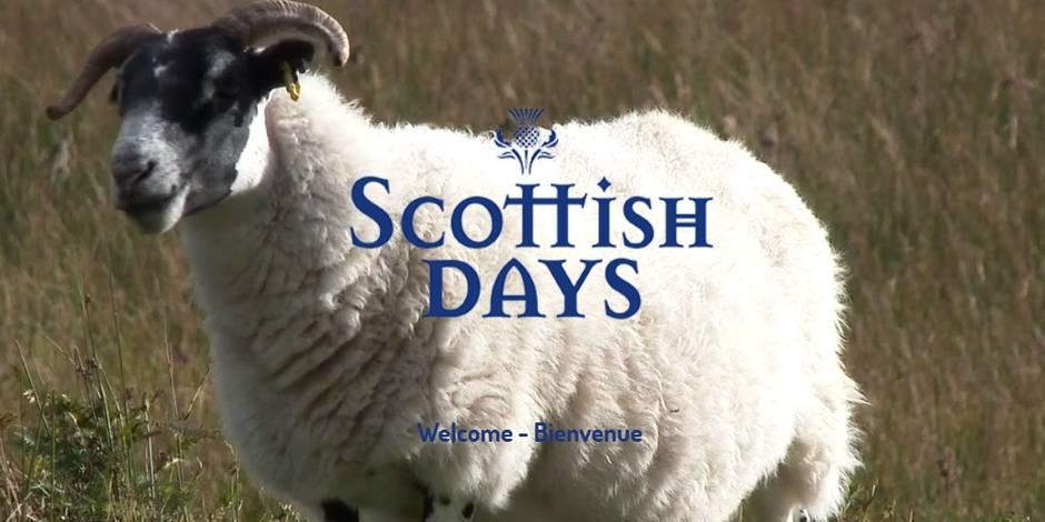 Concours réservé aux abonnés : La DH vous invite aux SCOTTISH DAYS - La DH
