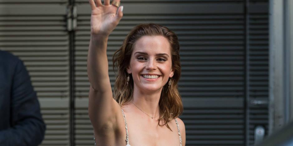 Emma Watson fait appel à ses fans pour retrouver sa bague!