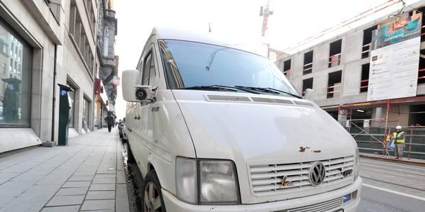 Jumet : un enfant de 15 mois écrasé par une camionnette - La DH