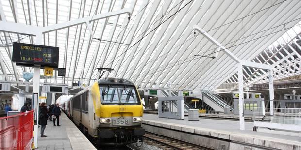 Les gares de Bruxelles-Midi, Anvers Central et Liège-Guillemins davantage contrôlées - La DH
