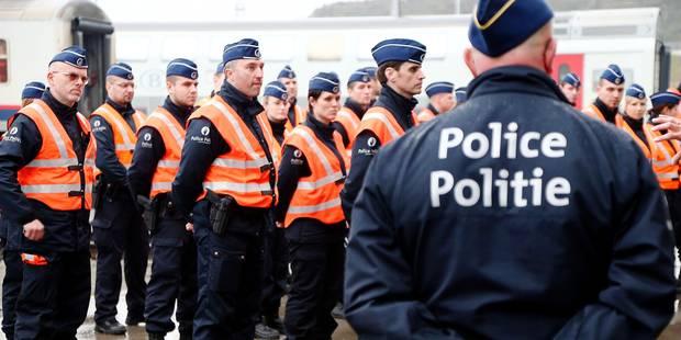 Bruxelles : La police des chemins de fer décimée dans la capitale - La DH