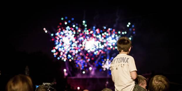 Plus de 230.000 personnes ont assisté aux festivités du 21 juillet (PHOTOS ET VIDEOS) - La DH