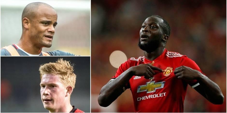 Romelu Lukaku ne veut pas être comparé à Didier Drogba