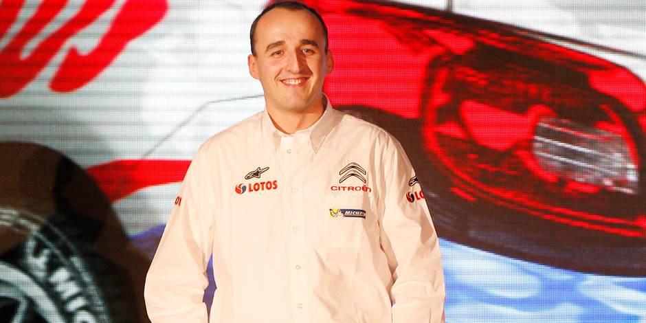 Robert Kubica pilotera une Renault 2017 aux essais privés en Hongrie